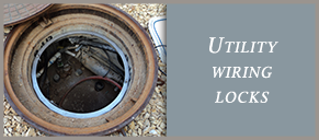 Utilizing and Storm SEWERLOCK - Manhole Security